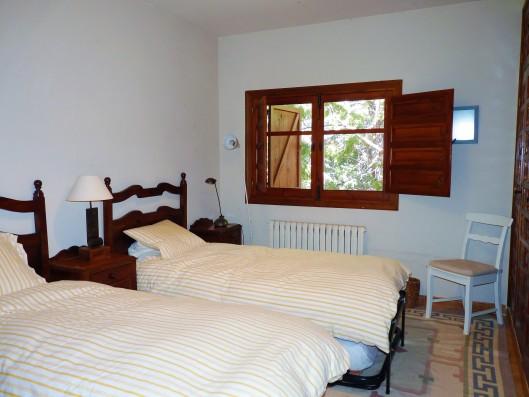 Casa Ortigosa: double bedroom 5, old wing