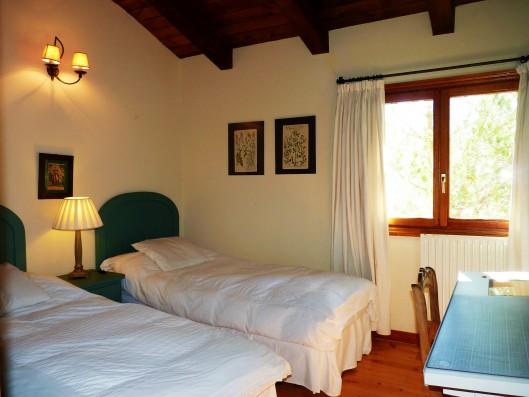 Casa Ortigosa: double bedroom 1, new wing