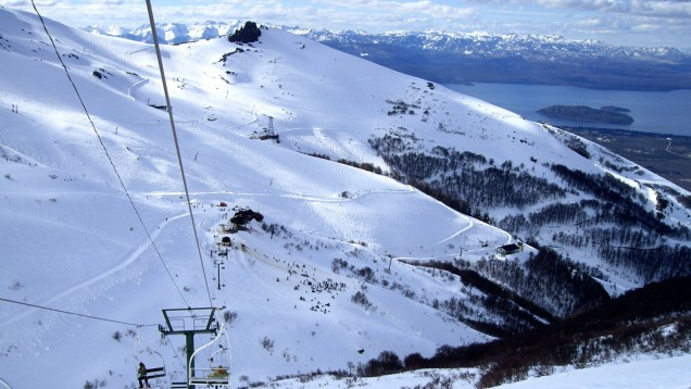 Casa Ortigosa: ski slopes at Puerto de Navacerrada