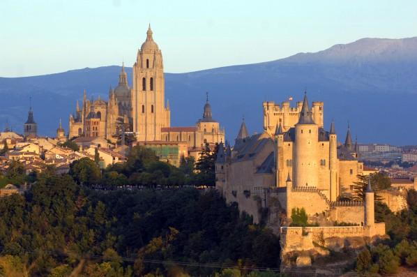 Casa Ortigosa: Segovia