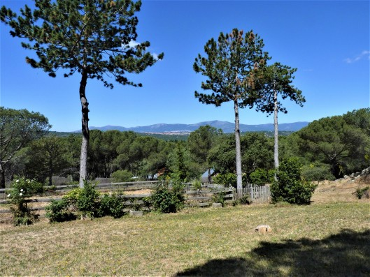 vistas de El Escorial