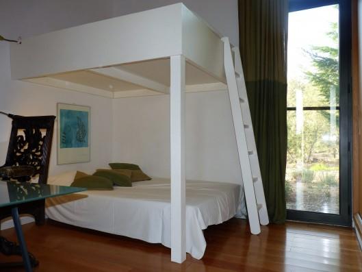 Casa La Vera Gredos: bedroom 2 with 2 double beds