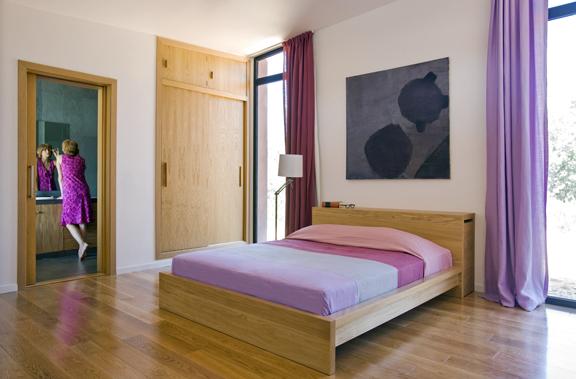 Casa La Vera Gredos: Master bedroom