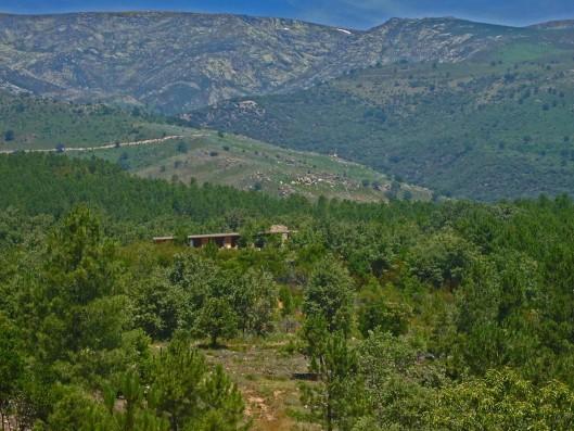 Casa La Vera Gredos: House set in landscape