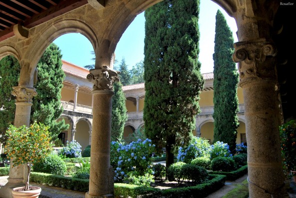 Casa La Vera Gredos: Monasterio de Yuste