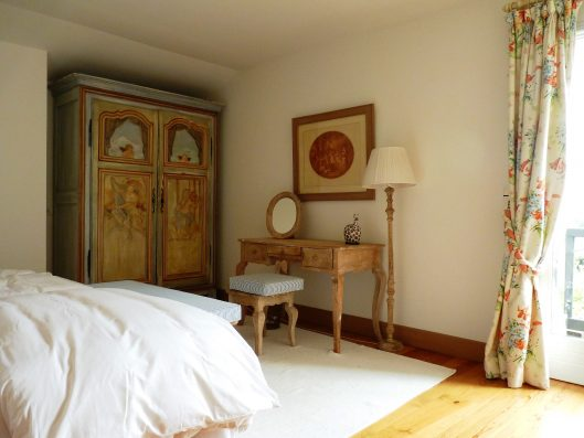 Casa Biarritz: bedroom 3, first floor