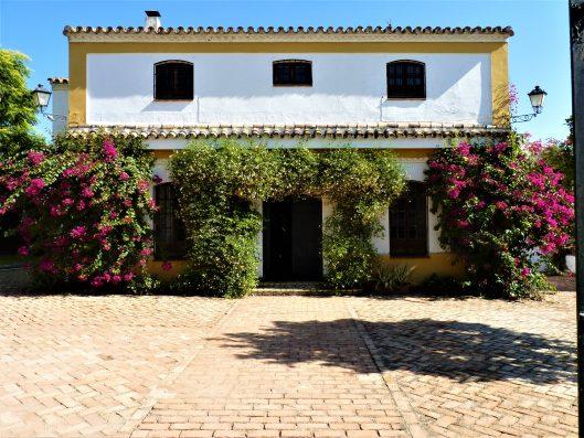 Casa Coria del Rio: the Cortijo