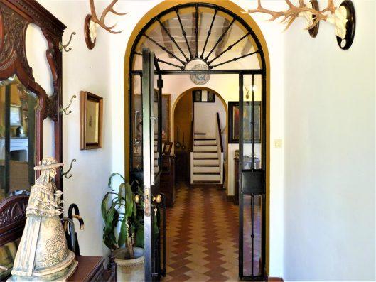 Casa Coria del Rio: main entrance