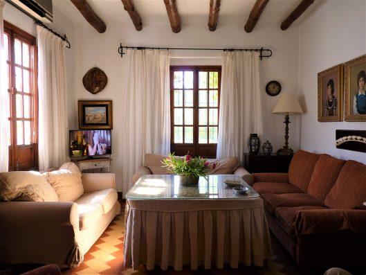 Casa Coria del Rio: living room 3 with tv