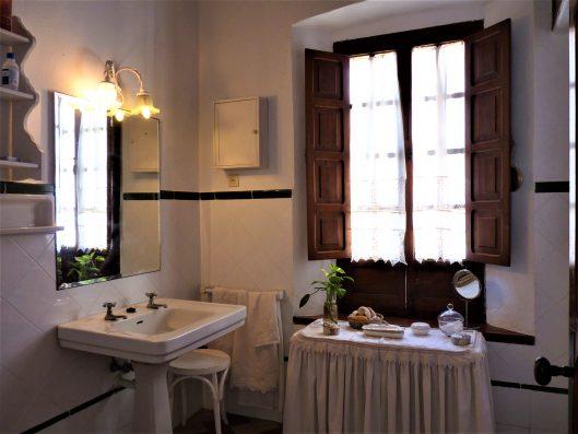 Casa Coria del Rio: bathroom of bedroom 1
