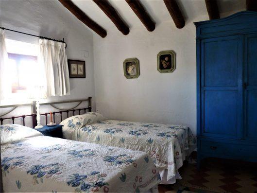 Casa Coria del Rio: bedroom 4 with bathroom, 1st floor