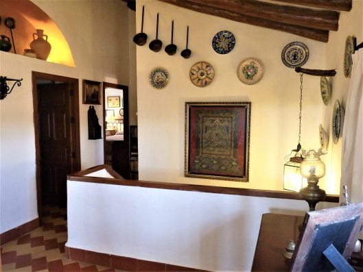 Casa Coria del Rio: hallway 1st floor