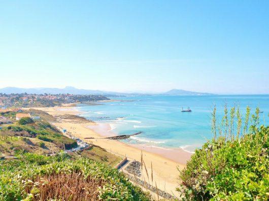 Casa Biarritz: beach at Bidart. at 4 km.