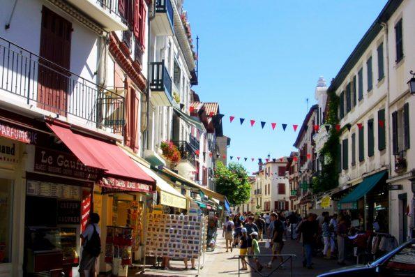 Casa Biarritz: St Jean de Luz, at 15 km.
