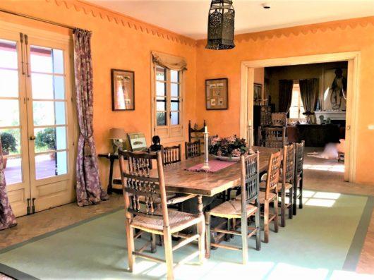 Casa Jimena: comedor