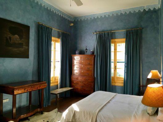 Casa Jimena: dormitorio principal