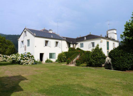 Pazo de Fontao: villa for events in Galicia