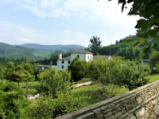 Pazo de Fontao: manor house and property