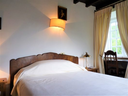 Pazo de Fontao: bedroom 2