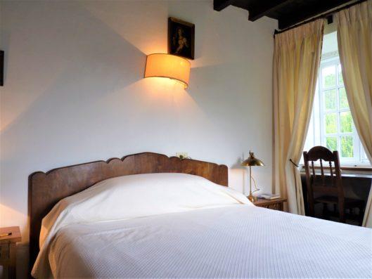 Pazo de Fontao: dormitorio 2