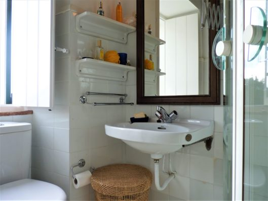 Pazo de Fontao: baño 1