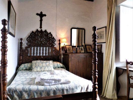 Pazo de Fontao: bedroom 3