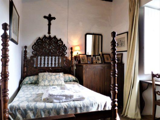Pazo de Fontao: dormitorio 3