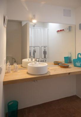 Casa Ciudadela: bathroom second floor