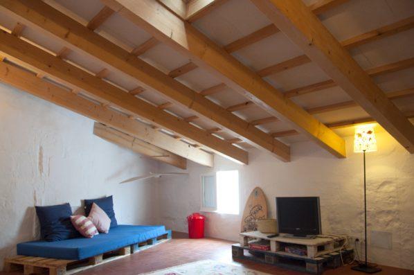 Casa Ciudadela: playrom second floor, now with 2 beds