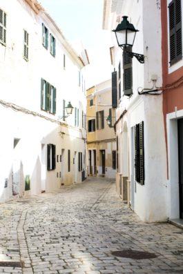 Casa Ciudadela: street view