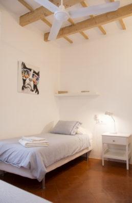 Casa Ciudadela: bedroom 3, first floor