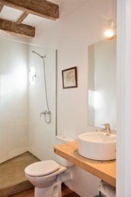 Casa Ciudadela: master bathroom
