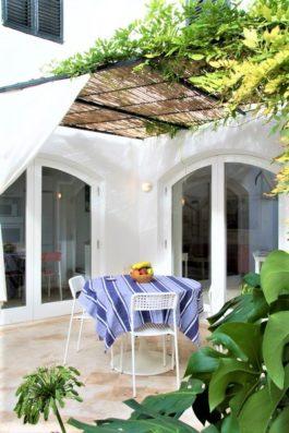 Casa Ciudadela: patio