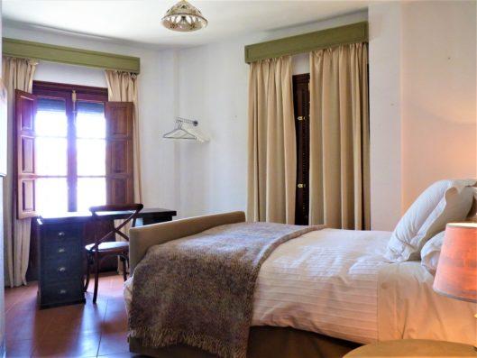 Casa Higuera: dormitorio 1