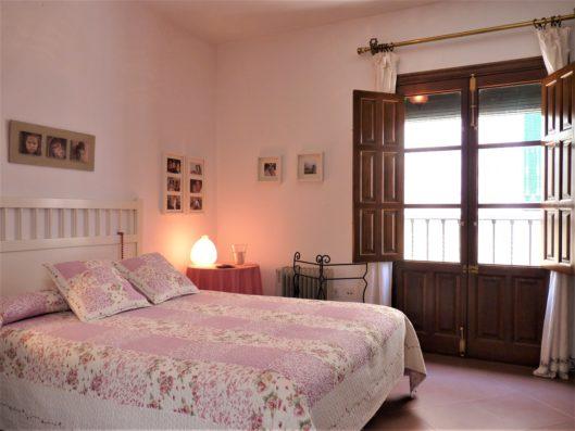 Casa Higuera: dormitorio 2