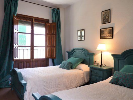 Casa Higuera: dormitorio 3