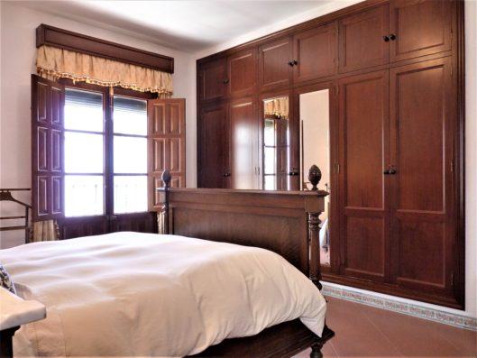 Casa Higuera: dormitorio 4