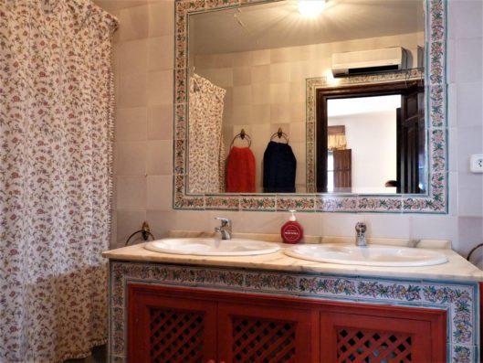 Casa Higuera: baño de dormitorio 4