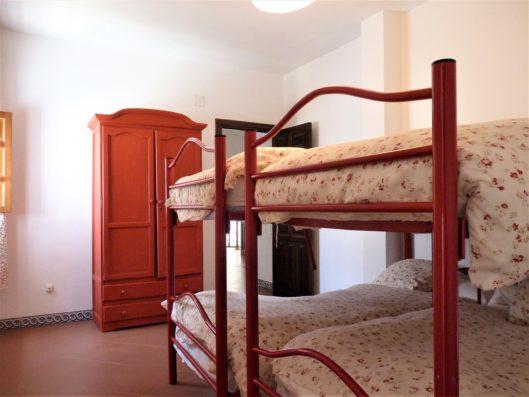 Casa Higuera: dormitorio 5 para 4 niños