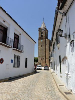 Casa Higuera: street in Higuera de la Sierra