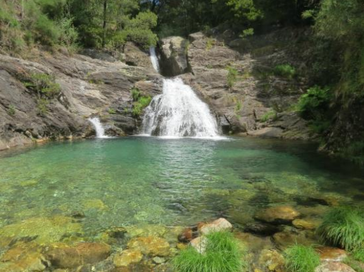 Csas do Retiro: Pincho waterfalls