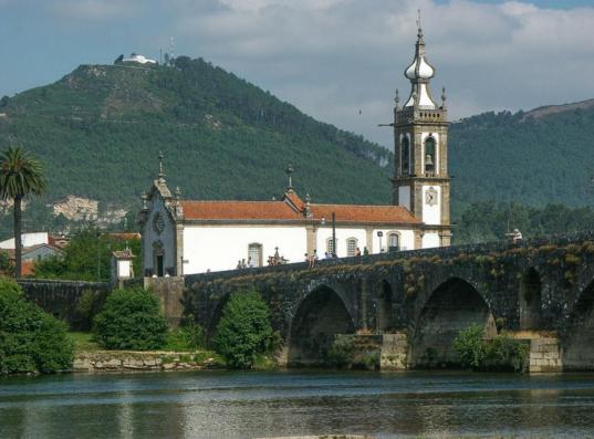 Casa do Retiro: Ponte de Lima