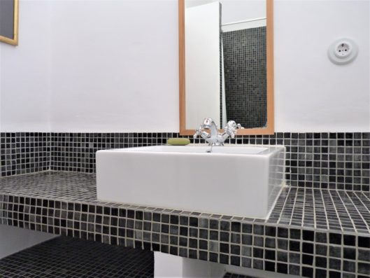 Casa Hinojales: bathroom 4, first floor
