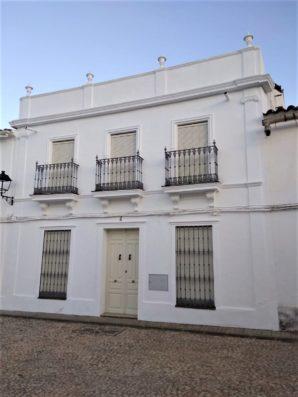 Casa Hinojales: casa vacacional en Sierra de Aracena