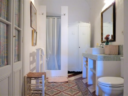 Casa Hinojales: bathroom of bedroom 1