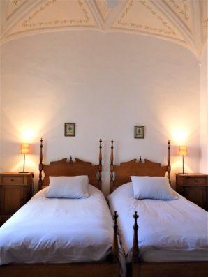 Casa Hinojales: bedroom 1, ground floor
