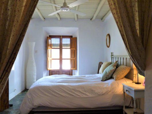 Casa Hinojales: bedroom 3, first floor