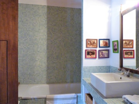Casa Hinojales: bathroom of bedroom 4