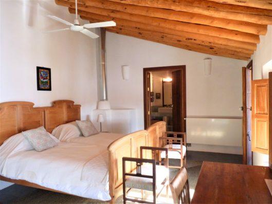 Casa Hinojales: bedroom 4, first floor
