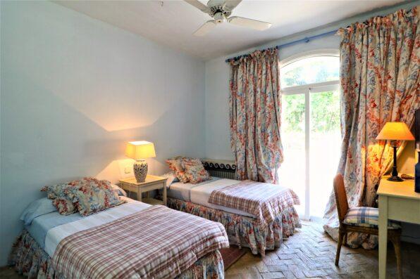 Casa Soto Alto: double bedroom 4